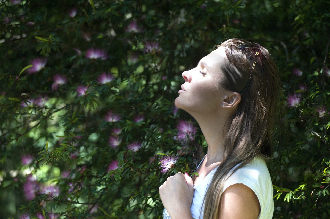 Get fresh air and sunshine while maintaining social distancing